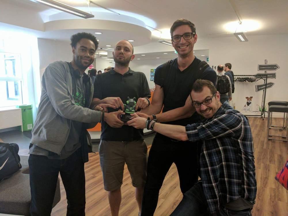 Next_level team photo
