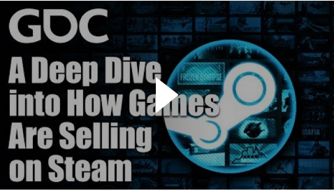 Industry Insights – Let's Be Realistic: A Deep Dive Into How Games Are Selling On Steam [GDC 2018]
