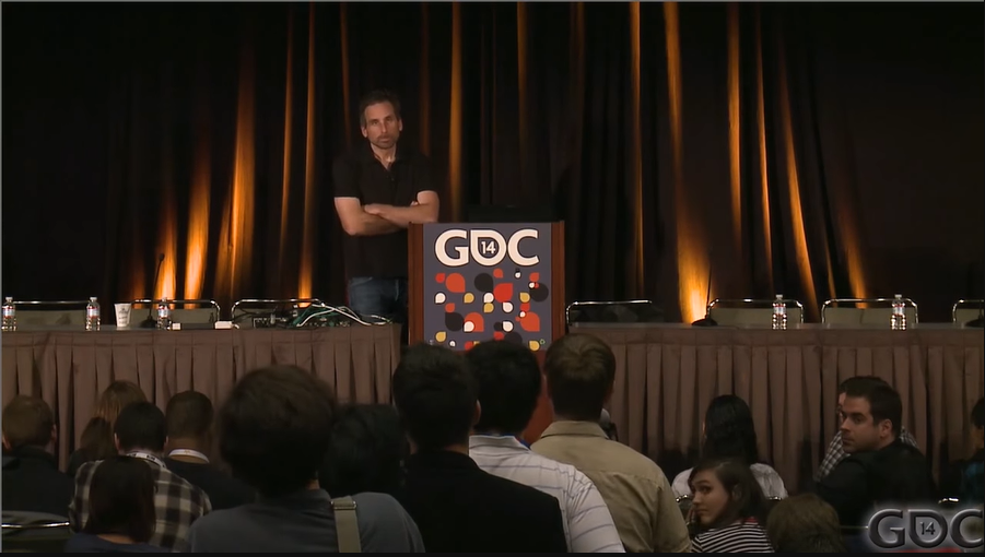 Industry Insights – Ken Levine on 'Narrative Lego' [GDC 2014]